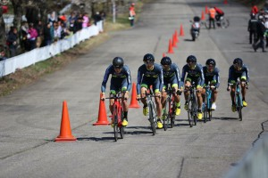 JPTシリーズ第5戦・群馬サイクルスポーツセンター
