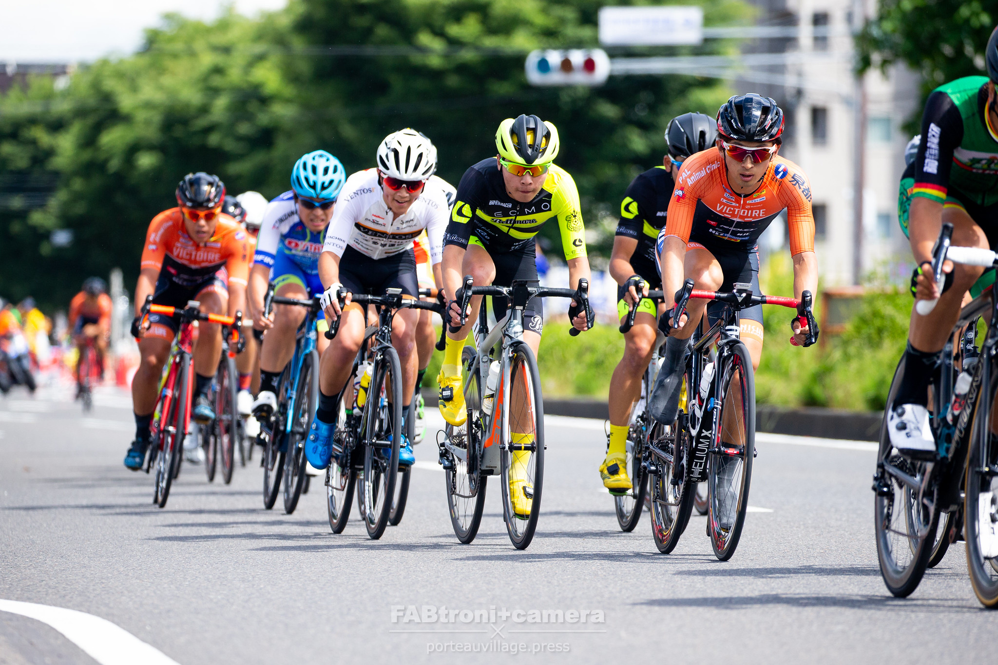 REPORT: LEOMO Bellmare Racing Team